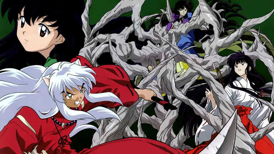 InuYasha the Movie 2: The Castle Beyond the Looking Glass