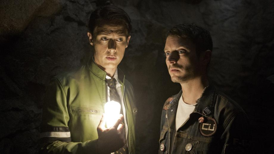 Dirk Gently's Holistic Detective Agency