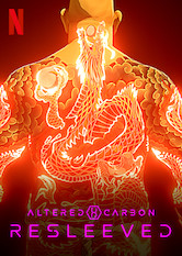 Is Altered Carbon Resleeved 2020 On Netflix Flixboss