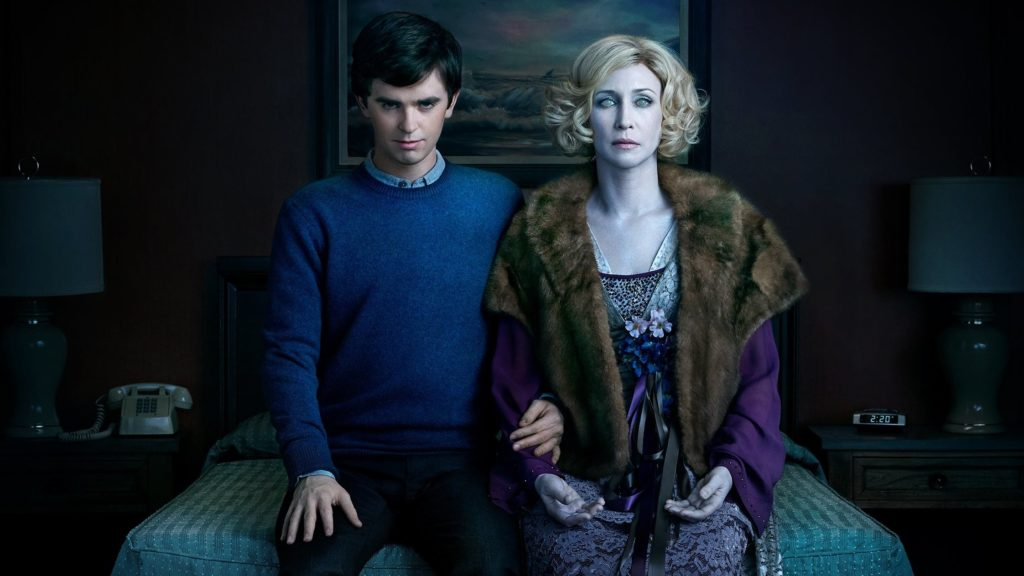 Horror series on Netflix: Bates Motel