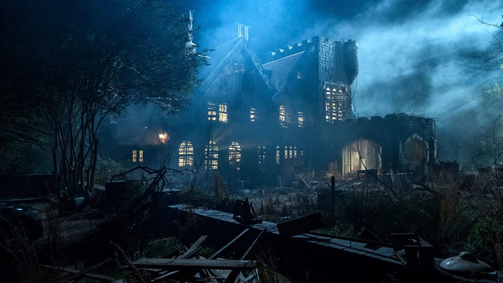 Haunting of Hill House on Netflix