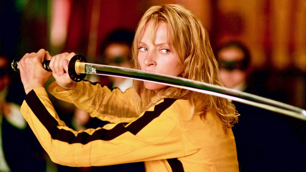 Uma Thurman en Kill Bill