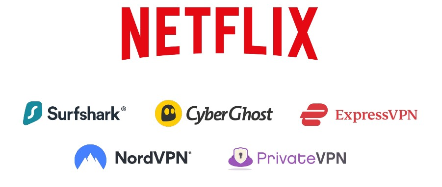 VPNs that work with Netflix
